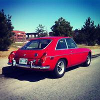 MGB GT 1971