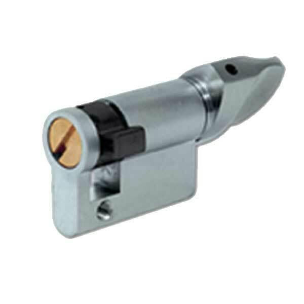 Evva Euro Blind Cylinder 41mm NP (KHZ-32-NP)