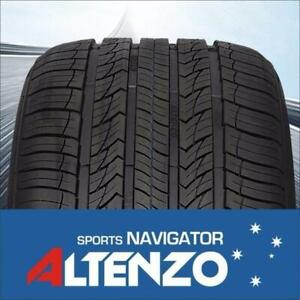 ALTENZO SUMMER TIRES 255/55R20 BRAND NEW for Range Rover***WHEELSCO****