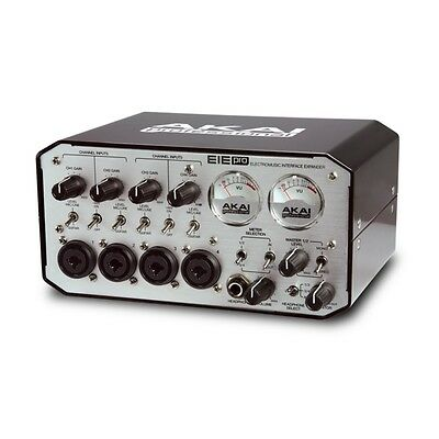 Akai Professional EIE Pro 24 Bit 4 Channel Recording Audio Interface