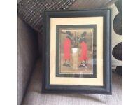 Framed African Art