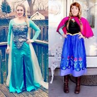 Princess parties Elsa Anna Frozen and friends