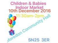 Sophia Rose Market (Indoor Market for children and babies)