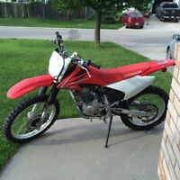 2009 Honda CRF 230, Low Hours, used for Trail Riding Only