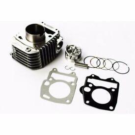HONDA INNOVA ANF125 CYLINDER PISTON KIT GASKET & RING BARREL 12100-KPH-700