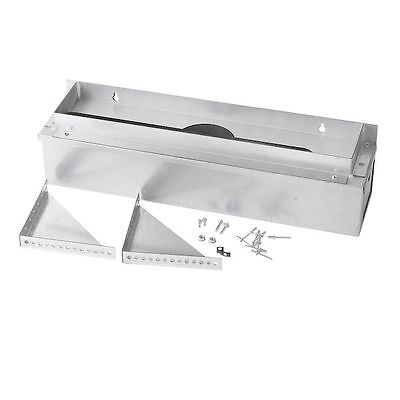 Hoodmart Commercial Kitchen Grease Extractor Exhaust Fans - 28 Wall