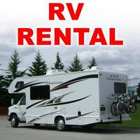 RV RENTAL ---- No Tax