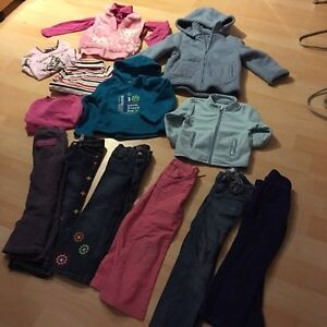 *Brand Name!!* 5T-6T Girl winter clothes Lot(15 pieces total)