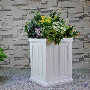 Cape cod style Garden Plant Flower Square Box Pot Planter TP5010 Athelstone Campbelltown Area Preview