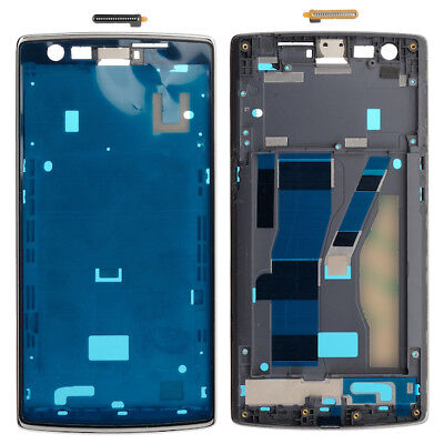 Für OnePlus 1 One LCD Screen Chassis Middle Mid Rahmen Housing Assembly A0001 Middle Housing Assembly
