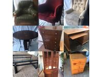 Wanted all types furniture