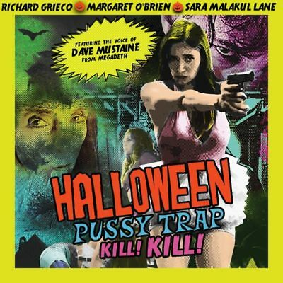Dave Halloween (Halloween Pussy Trap Kill Kill - DVD  dave mustaine margaret o'brien Grieco Lane)