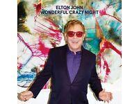 Elton John 2017 U.K. Tour