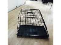 Carrying/car cage for small dog or cats
