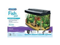 120 litre fish tank with all the extras