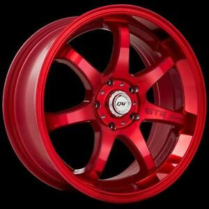 WE SELL RIMS RUFFINO HARD, ART REPLICA, DAI ALLOYS, RUFFINO LUXURY.