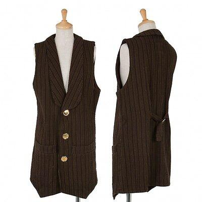Ne-net Stripe Vest Size 2(K-42830)
