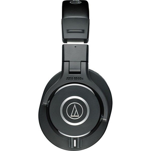 Audio-Technica ATH-M40x Monitor Headphones Black AUD ATHM40X