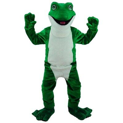 Adult Frog Costumes (Frog Professional Quality Mascot Costume Adult)