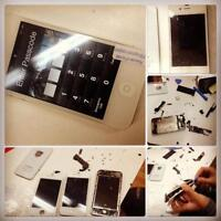 REPAIR IPHONE 5 SAMSUNG S4 HTC LG REPARATION ECRAN LCD CHARGEUR