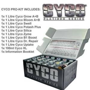 Hydroponic Cyco Pro Kit 1lt Wangara Wanneroo Area Preview