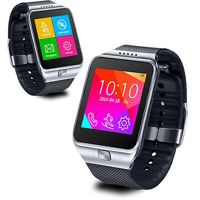 Multimedia Smartphone Phone (SWAP GSM Bluetooth Multimedia SmartWatch Wireless Watch Cell Phone -)
