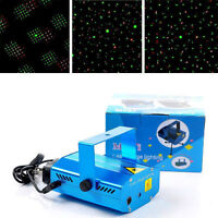 Portable Mini Red & Green Laser Lights $45