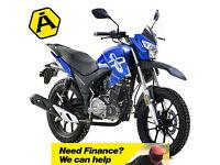 LEXMOTO ASSAULT 125CC - MOTORCYCLE - LEANER LEGAL