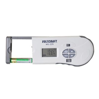 Voltcraft Digital Battery Checker Tester AA AAA C D PP3 +Others MS-229 LCD