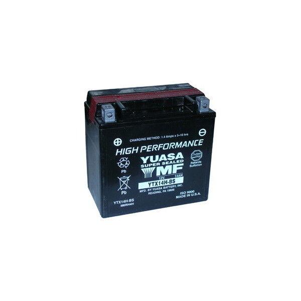Battery Yuasa YTX14H-BS ORIGINAL BMW R GS (K25) 1200 2003-2012