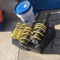 Mustang suspension lower kit
