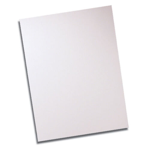 Braille Paper, 8.5 x 11 inches 100 sheet pack