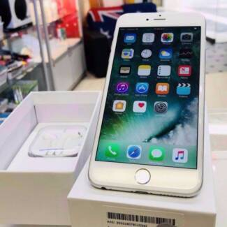 iPhone 6S plus 64GB silver unlocked tax invoice warranty Surfers Paradise Gold Coast City Preview