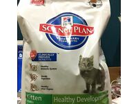 Science plan kitten food