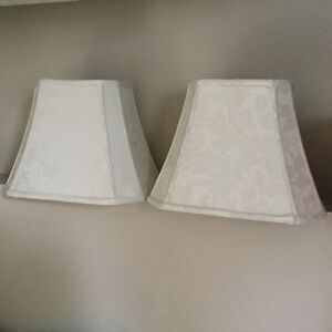 5 Replacement fabric lamp shades, various sizes St. John's Newfoundland image 3