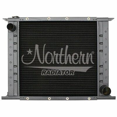 211147 Radiator - Caseih Skidsteer Oem 386919a2 386918a2
