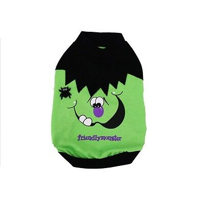 High Quality Dog Costume - FRIENDLY MONSTER T SHIRT COSTUMES - Dogs Tee - Monster High Hunde Kostüm