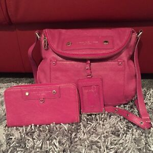 Marc jacobs bag and wallet