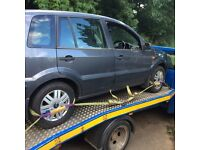 2005 Ford Fusion 3 1.4 tdci breaking for spares
