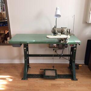 Blindstitch hemmer machine Cornwall Ontario image 1