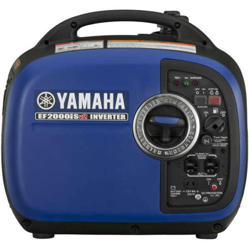 Yamaha ef2400ishc 2000 watt inverter generator ef2400ishc for Yamaha generator ef3000is