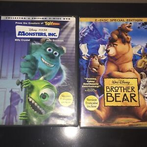 Lots of Kids Movies Including Disney Movies -$6 each
