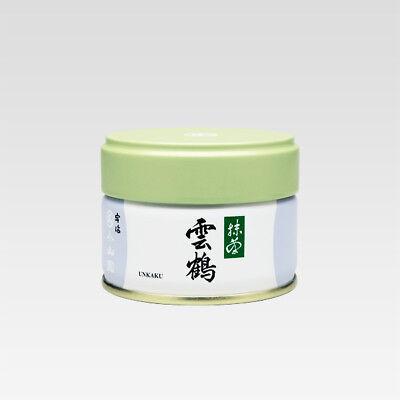 NEW UNKAKU Matcha Green tea Powder 20g Uji marukyu Koyamaen from Japan Free Ship