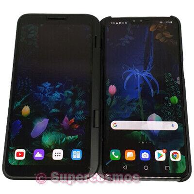 (**USED**) LG V50 ThinQ 128GB LM-V500N UNLOCKED PHONE + DUAL SCREEN (SINGLE-SIM)