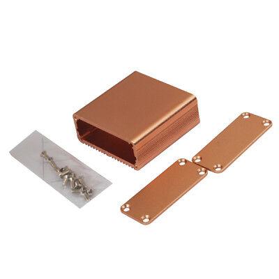 Aluminum Box Circuit Board Enclosure Case Project Electronic - 1.77x1.77x0.73