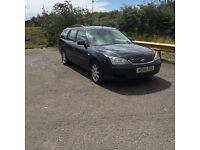 2005 55 Ford mondeo 2.0 TDCI Estate with Towbar NEW MOT £795ono