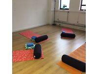 Sunday evening Yin Yoga