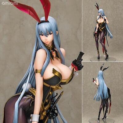 New Anime Valkyria Chronicles - Selvaria Bles Bunny Spy PVC Figure