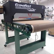 Vastex EconoRed I Screenprinting Tunnel Conveyor Dryer Lalor Whittlesea Area Preview