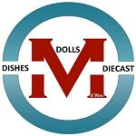 Dishes Dolls Diecast and more